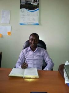 UoN's David Oyola