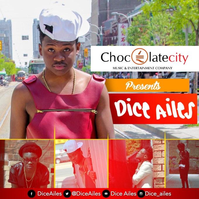 Choccity Presnets Dice