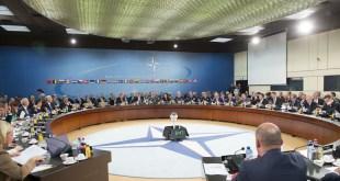 Fundur varnarmálaráðherra NATO 24. júní 2015.