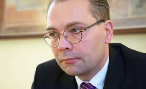 Jussi Niniistö, varnarmálaráðherra Finna.
