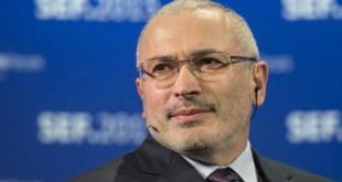 Mikhaíl Khodorkovskíj.