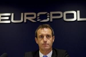 Rob Wainwright, forstjóri Europol.