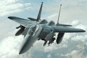 F-15 orrustuþota