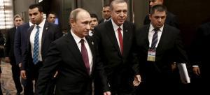 Pútín og Erdogan