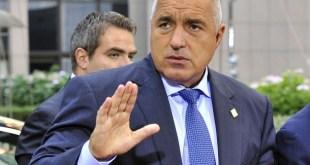 Bojko Borissov, forsætisráðherra Búlgaríu.