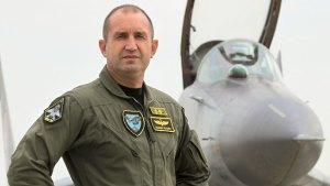 Ruman Radev, forseti Búlgaríu.