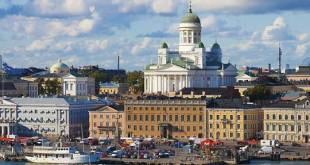 Frá Helsinki.