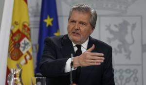 Íñigo Méndez de Vigo, upplýsingafulltrúi spænsku ríkisstjórnarinnarþ