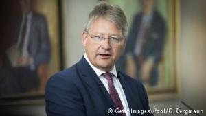 Bruno Kahl, forstjóri þýsku leyniþjónustunnar, BND.