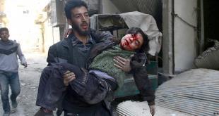 Frá blóðbaðinu í Ghouta