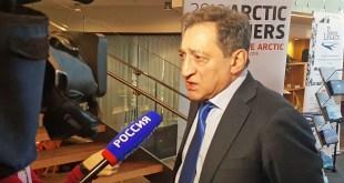Tejmuraz Otarovitsj Ramisjvili sendiherra Rússa brást illa við áhættumati PST.
