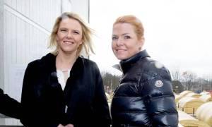 Sylvi Listhaug og Inger Støjberg.