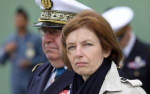 Florence Parly, varnarmálaráðherra Frakka.