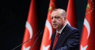 Recep Taayip Erdogan, forseti Tyrklands.