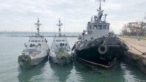 Hertekin skip flota Úkraínu.
