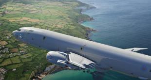 P8A-Poseidon vél að Boeing-gerð.