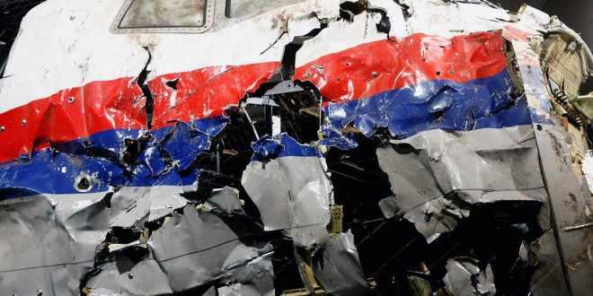 Fjórir sakaðir um árásina á MH17