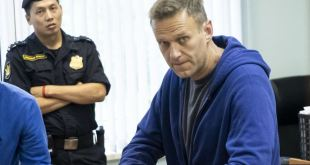 Aleksei Navalníj.