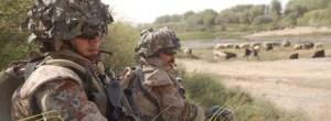 Danskir hermenn í Afganistan.