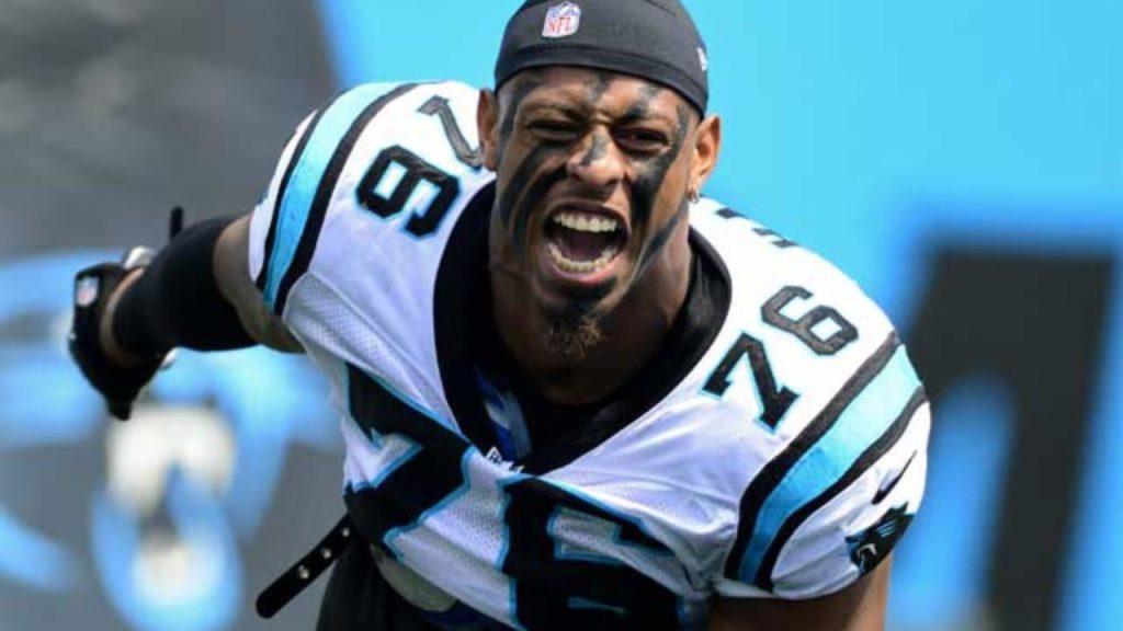 Greg Hardy, Carolina Panthers