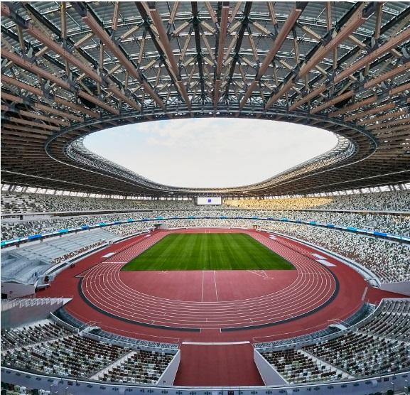 Estadio Nacional Tokio 2021