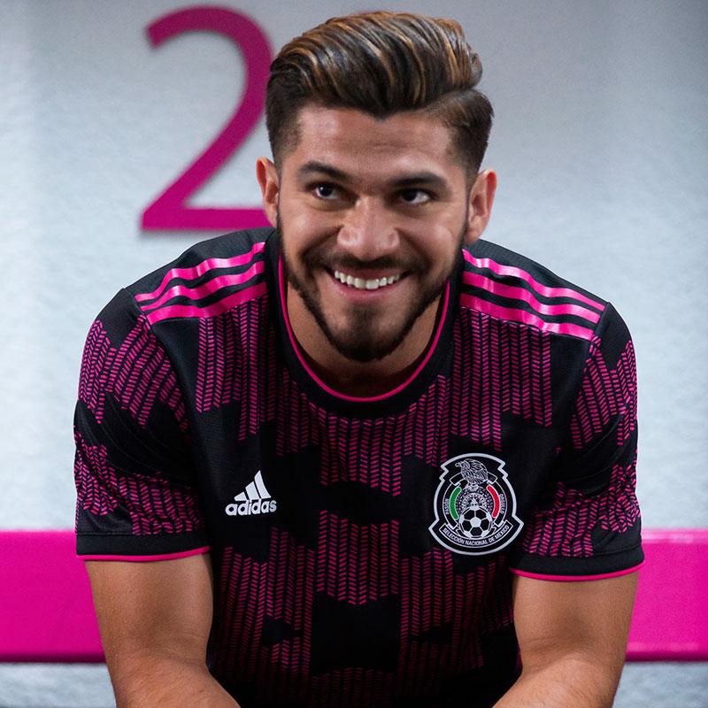 México camiseta 2021
