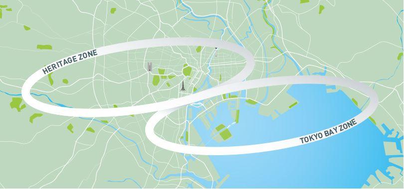 Distribución de sedes olímpicas para Tokio 2021
