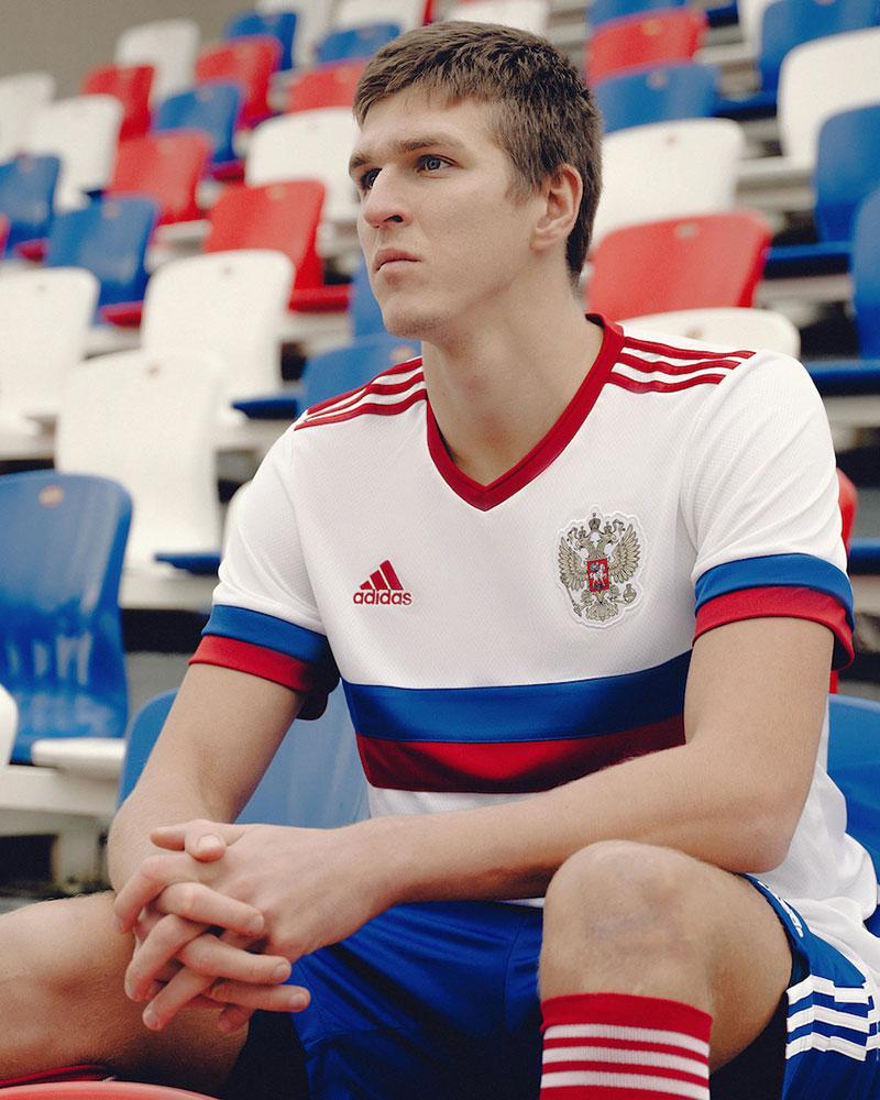 Rusia camiseta 2021