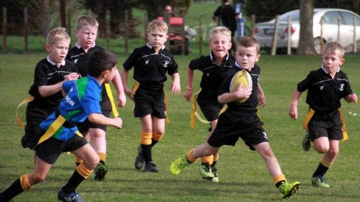 Deporte promoción Nueva Zelanda