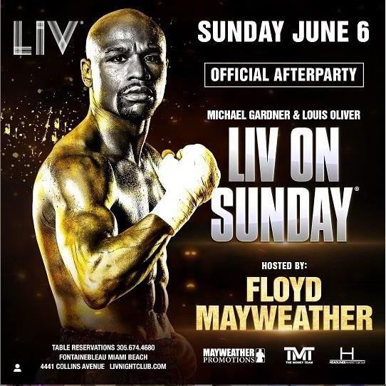 Floyd Mayweather, Logan Paul