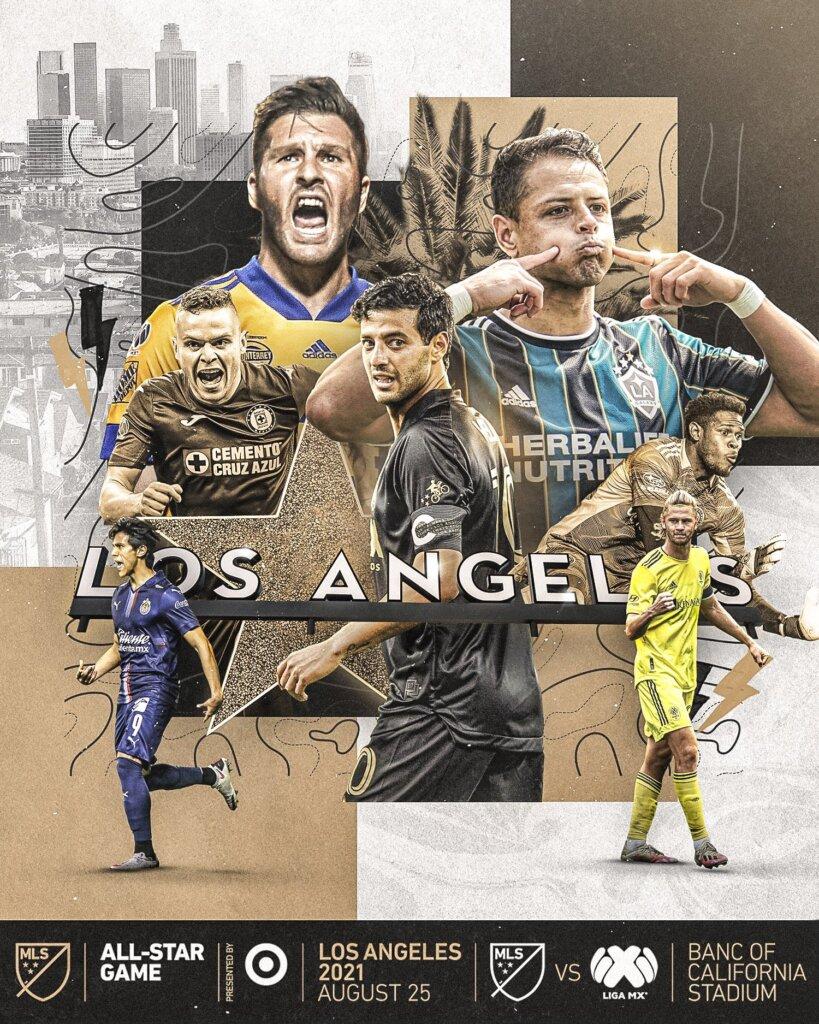 Juego de Estrellas MLS Liga MX