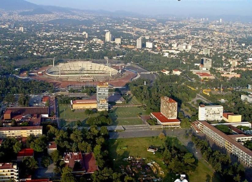 Ciudad Universitaria CDMX