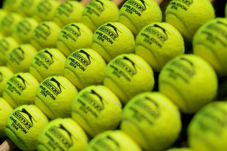 Wimbledon pelotas Lazdenger