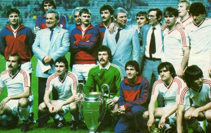 Steaua de Bucarest, equipo comunista, campeón de la Champions League