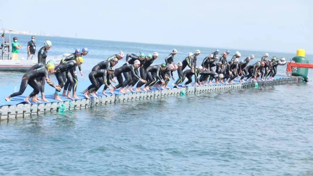 nado en aguas abiertas Tokio 2020