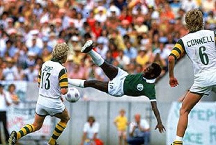 Pelé NY Cosmos NASL