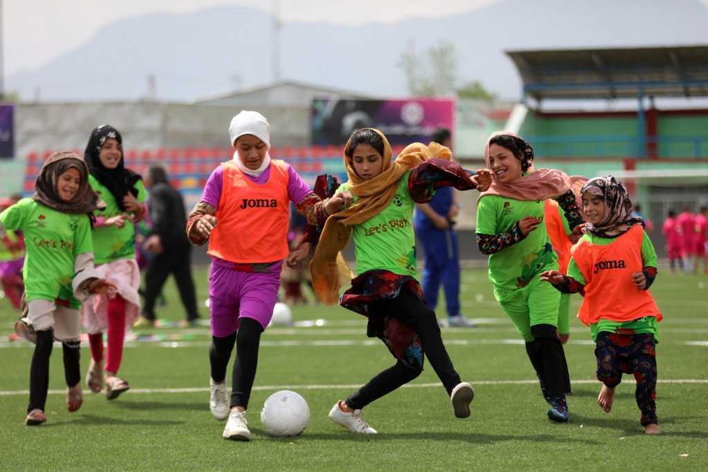 Selección femenil de Afganistán