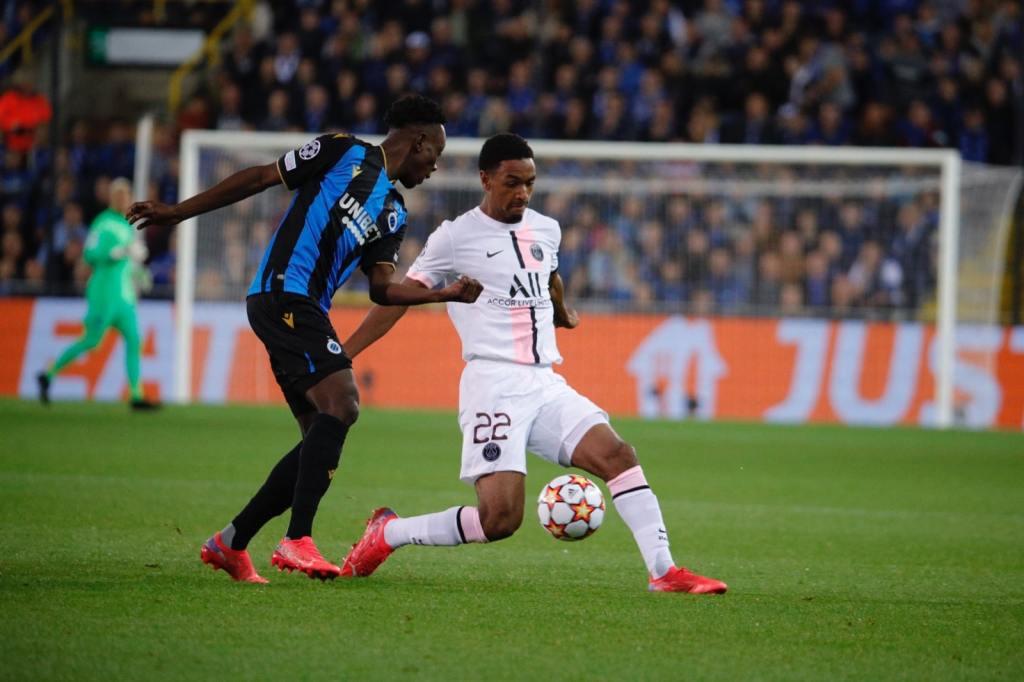 PSG vs Brugge