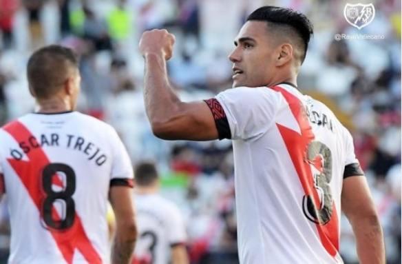 Radamel Falcao, Rayo Vallecano