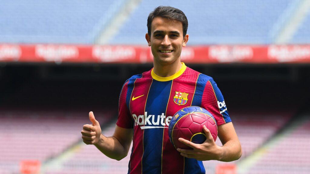 Eric García Barcelona