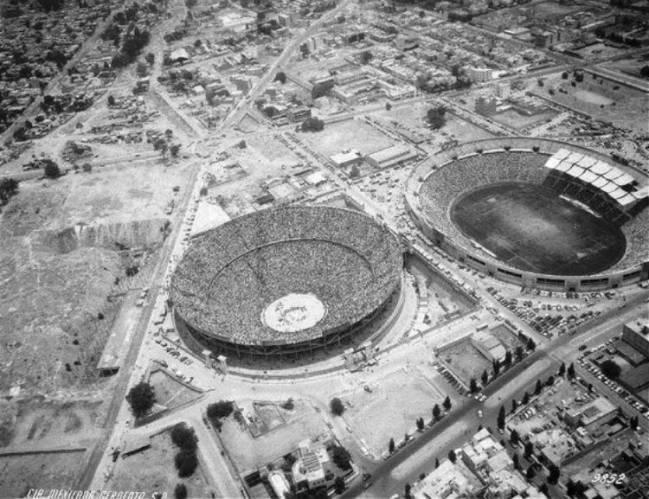 Estadio de la Ciudad de los Deportes Plaza México