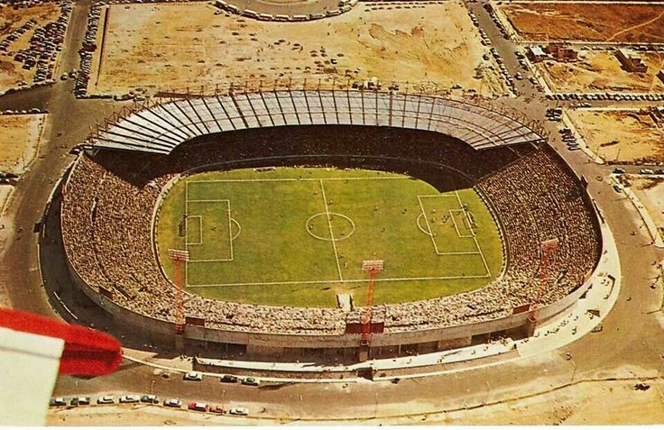Estadio Jalisco futbol