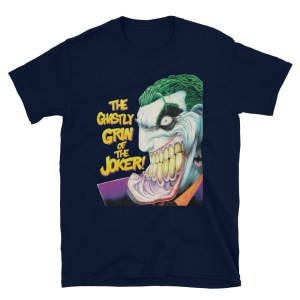 The Ghastly Grin of the Joker
