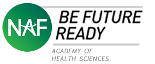 Academy of Health Science Banner