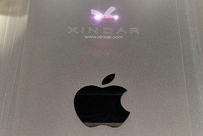 iPad grabado