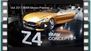 IAA 2017 BMW Messe Preview