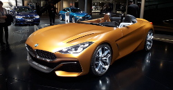 IAA 2017 BMW Messe-Preview