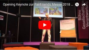 Andreas Varesi Keynote Fair Friends Messe Dortmund 2018