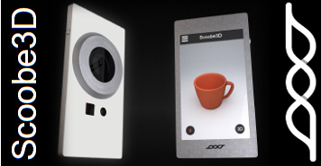 Scoobe3D Scanner