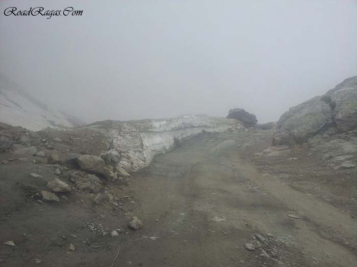 sach pass road status